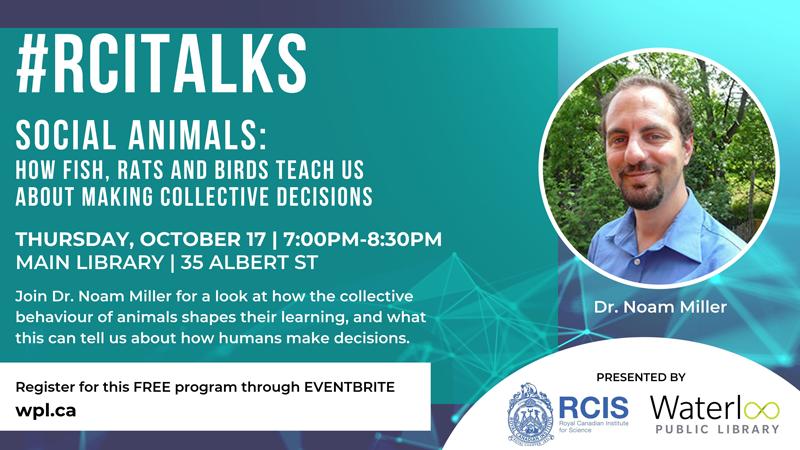 RCI Talks - Oct 2019