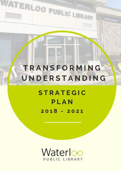 Strategic Plan 2018 to 2021