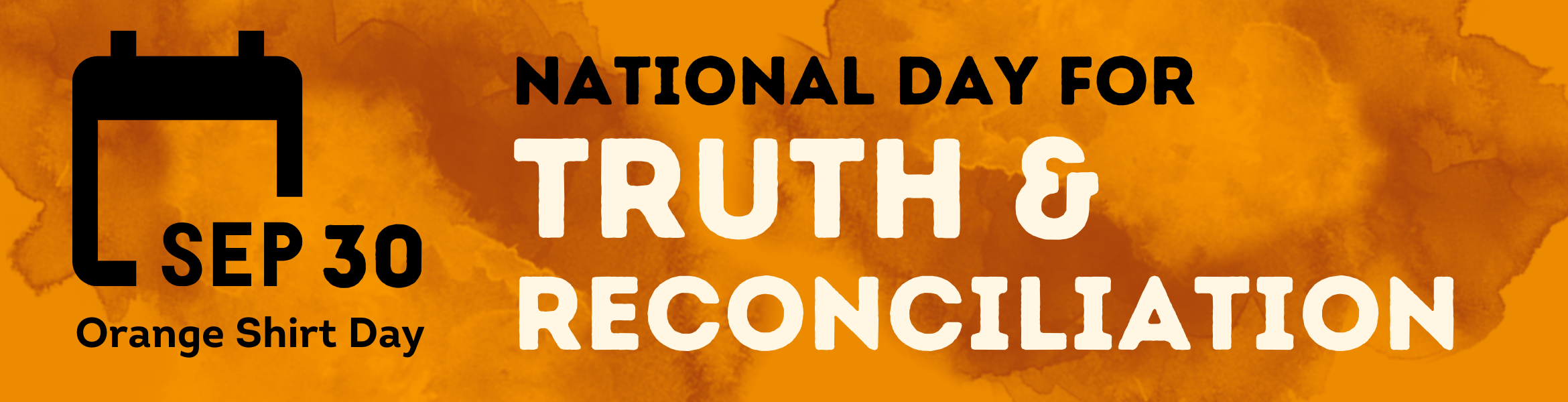 Sep 30: National Day for Truth & Reconciliation